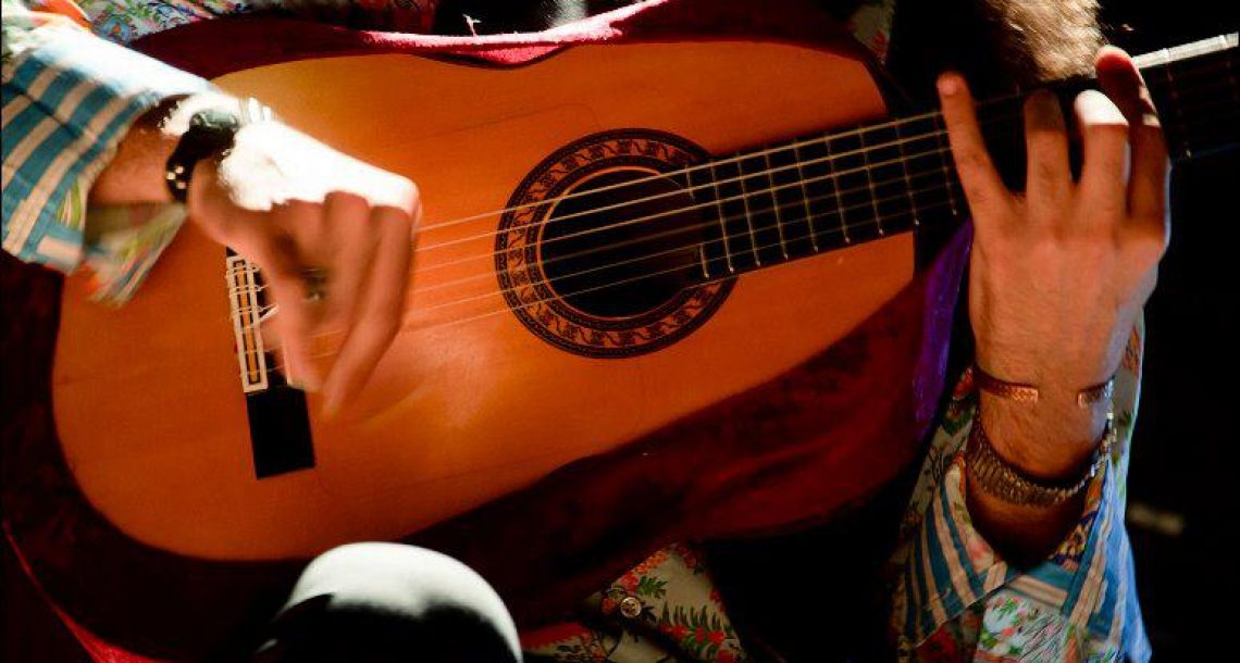 Progressive flamenco by sorelo levy